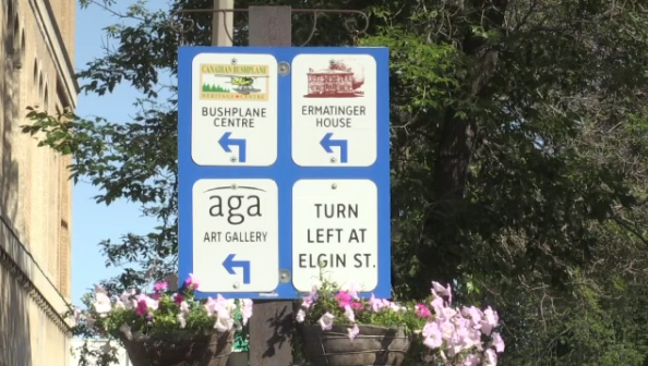 Sault Ste. Marie developing wayfinding strategy