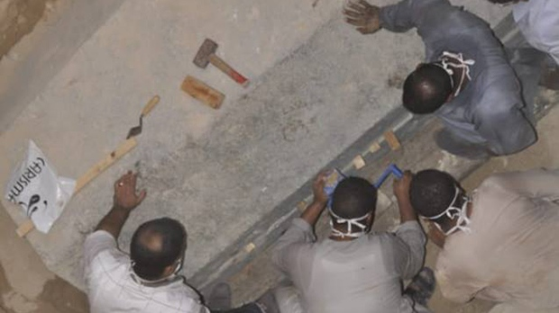 Archaeologists Find Unexpected Contents Inside Alexandria Coffin