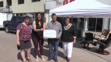 Timmins mining company helps local food banks