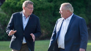CTV News: Moe and Ford united against carbon tax
