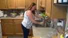 Dawn Airhart was recently informed that the water in her home was unsafe by people who claimed to be from Energy Efficiency Alberta. The company confirms it does not test water.