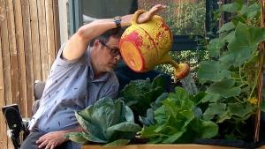 CTV Montreal: Accessible rooftop garden