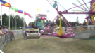 Rides at Sault Ste. Marie's annual Rotaryfest
