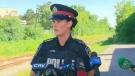 Police update brampton missing boy