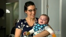 Mom pleads for medical supplies for baby with EB