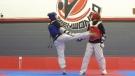 Taekwondo a sport not for the faint of heart