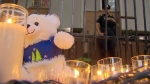 Vigil for Brampton boy found critically injured