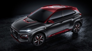 Hyundai Kona Iron Man Edition (Hyundai)