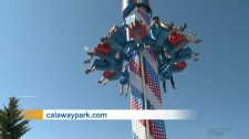 Staycation Fun at Calaway Park