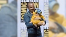 Aaron Paul dressed his daughter up as the cutest