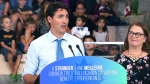 PM discusses Canada Child Benefit changes