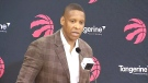 Raptors president on DeRozan trade