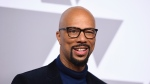 In this Feb. 5, 2018 file photo, Common arrives at the 90th Academy Awards Nominees Luncheon in Beverly Hills, Calif. Common showed up at P.S. 111 in midtown Manhattan on Thursday as an ambassador for the Adopt-A-Classroom initiative. (Jordan Strauss/Invision/AP)