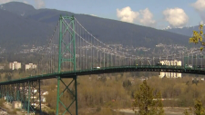 Lane closures coming to Lions Gate this weekend