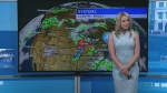 Turbulent weather rolls in for weekend of events