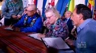 Milestone agreement signed in Batoche