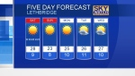 CTV Lethbridge Weather at 5 for July 20/18