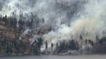 Residents on edge, hundreds of homes threatened