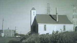 The Seaview African United Baptist Church, established in Africville in 1849