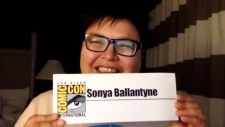 CTV News Channel: Cree filmmaker at Comic Con