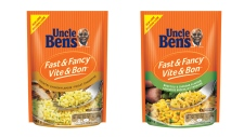 Two flavours of Uncle Ben's rice products are being recalled over fears of Salmonella contamination