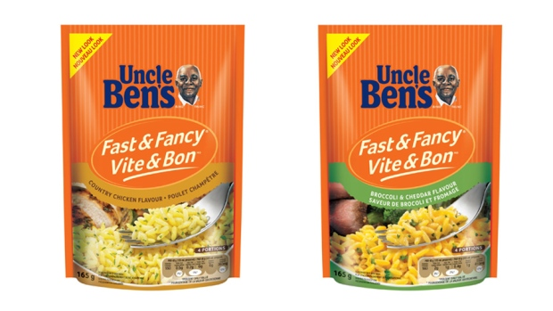 Two Uncle Ben's rice products recalled over Salmonella concerns