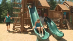 One-of-a-kind playground opens in Hanwell, N.B.