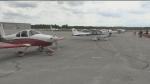 A team of pilots in Stayner volunteer their time in hopes of inspiring the next generation of captains