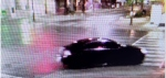 Police released this image of what is believed to be a black 4 door Infiniti sedan with tinted windows from which shots were fired on Sunday, July 22, 2018.