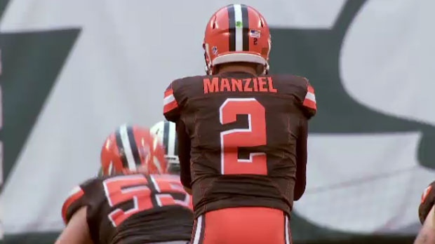 Quarterback Johnny Manziel heading to Montreal Alouettes