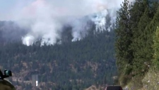 Warm weather could worsen wildfire situation