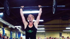 Meet the New Brunswick mother of three competing i