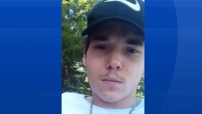 The RCMP say Jacob Rising has been missing since Saturday. They believe he may have been involved in a collision in Cole Harbour, N.S. (Halifax District RCMP)