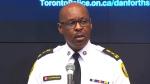 Toronto police chief speaks on the shooting