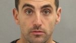 Jacob Hoggard, 34, has been charged in a sexual assault investigation. (Photo: Toronto Police)