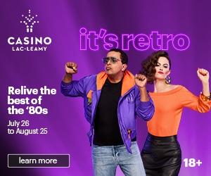Casino 80s