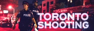 Toronto Shooting Related Stories