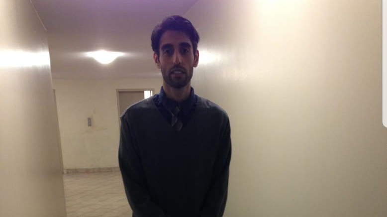 Faisal Hussain, 29, is seen in this undated photograph provided by a friend of the family.