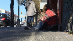 A new survey is showing there are less homeless people living without shelters in Greater Victoria. July 24, 2018. (CTV Vancouver Island)