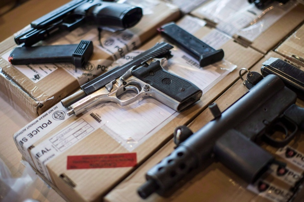 Feds ready to consider tightening handgun laws: Goodale