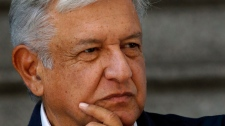 Mexico's President-elect Andres Manuel Lopez Obrad