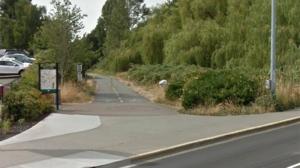 lochside trail entrance
