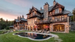 """<B>Mont-Tremblant, Que. </B><br><br> <B>Price: </B>$21,999,066<br> <B>Beds, baths: </B>8, 9<br> <B>Floor space: </B>16,794 sq. ft. <br> <B>Acres: </B>5.25<br><br> The Château Fleur de Lys, is a craftsmen European style with Québec influence, situated on the flank of Mont Tremblant in Québec, known all over the world. It offers a majestic panoramic view of renowned Lake Tremblant, and is a destination in itself. <br><br> Features: Inspired by Québec city's Château Frontenac. The exterior is made with stones from Lake Champlain. Every bedroom has lake views. Heated floors throughout the property, geothermal system with 5 wells. Spectacular stair tower Pine beams from Quebec. Every detail including light fixtures, chandeliers, lighting, lanterns, ramps and staircases are custom made by Arte Mexico in L.A. Oak wood floor, 12 foot ceilings in most rooms + cathedral ceilings. Guest house with 2 bedrooms and a large deck. 4.5 dining areas 5 washers and dryers. 17 fireplaces. Antique columns imported from an 1800 Indian castle. Vichy shower hydro jets massage. Walk-in fridge bar and wine cellar. Large ski and sports room. Gym and spa with adjoining bathroom. Paddle tennis. Wet deck pool and spa. <br><br> <a href=""""https://montreal.evcanada.com/en/listing-centris_montrealquebec/18167805-905-ch-des-skieurs-mont-tremblant-qc-j8e3m8/"""" target=""""_blank"""">Michel Naud / Engel & Volkers Tremblant</a><br><br> Image credit: Nat Lapointe"""