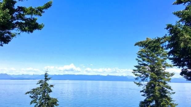comox ocean view