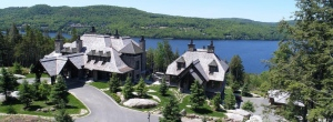 Mario Lemieux's Quebec castle on the market $22M