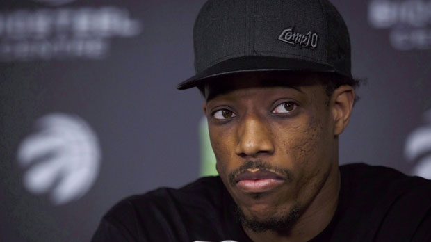 Emotional Return Expected When Derozan Plays Raptors In
