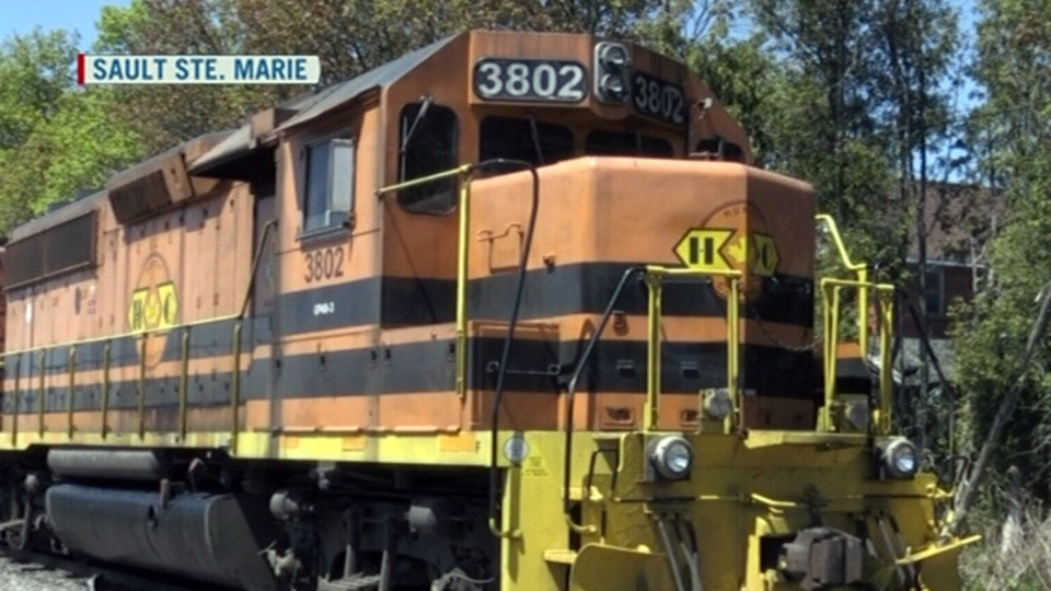 Effort to save the Huron Central Railway continues