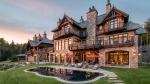 Mario Lemieux's Que. castle on the market for near