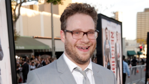 Actor Seth Rogen is seen in this undated file image. (AP/Todd Williamson/Invision)