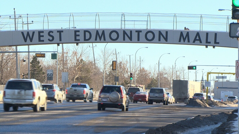 West Edmonton Mall demolished this footbridge, and appealed the city's condition to build a new one.